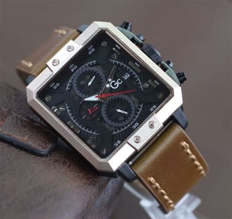 Jam Gc Chronograph jual jam tangan gc chrono gs90 gc guess chronoghraph