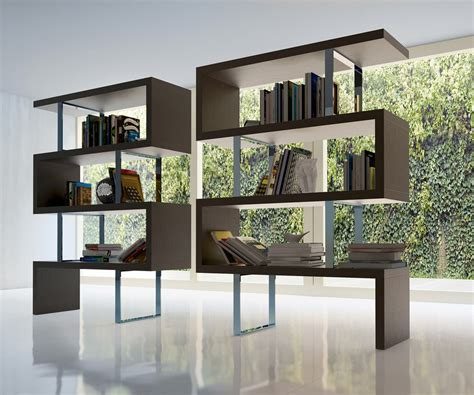pearl modern bookcase