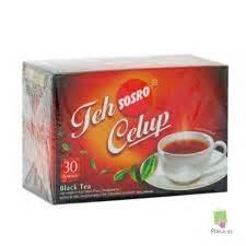 Teh Kotak Bendera aneka macam teh celup toko ombe teh