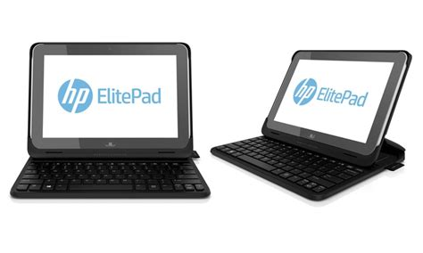 Keyboard Hp Tablet hp elitepad 64gb 10 1 quot tablet groupon goods