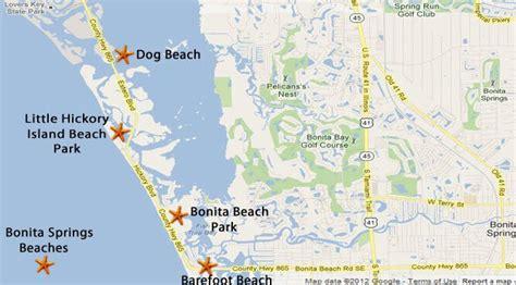 bonita springs florida map bonita springs beaches southwest florida travel