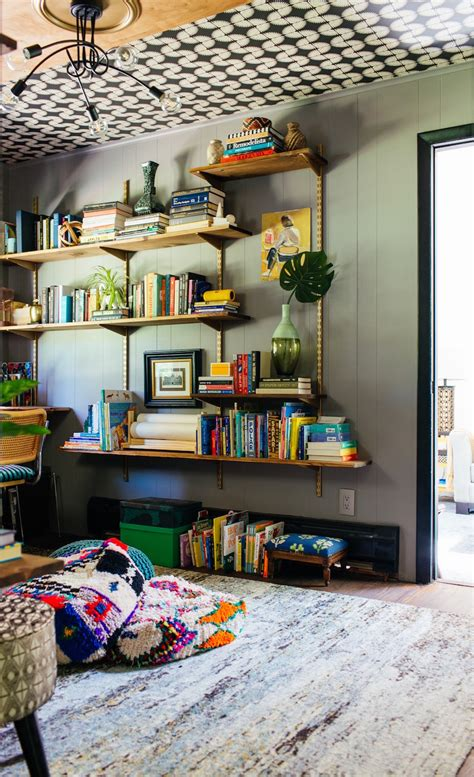 decorating southwestern eclectic midcentury a family s eclectic style transforms a mid century ranch home design sponge