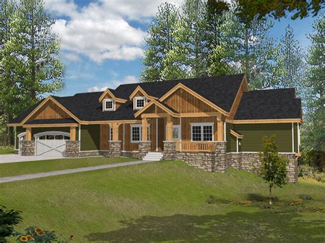 rustic ranch house plans muirfield castle rustic home plan 096d 0038 house plans and more