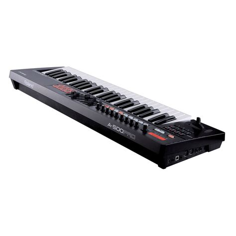 Keyboard Roland Midi A 500 Pro roland a 500 pro usb midi controller keyboard at gear4music