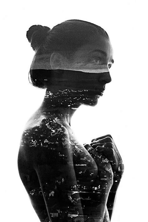 tutorial double exposure portrait photographer aneta ivanova shares how she makes incredible