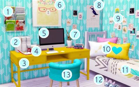 tumblr bedroom clutter sims 4 cc sims 4 cc clutter google search sims 4 pinterest