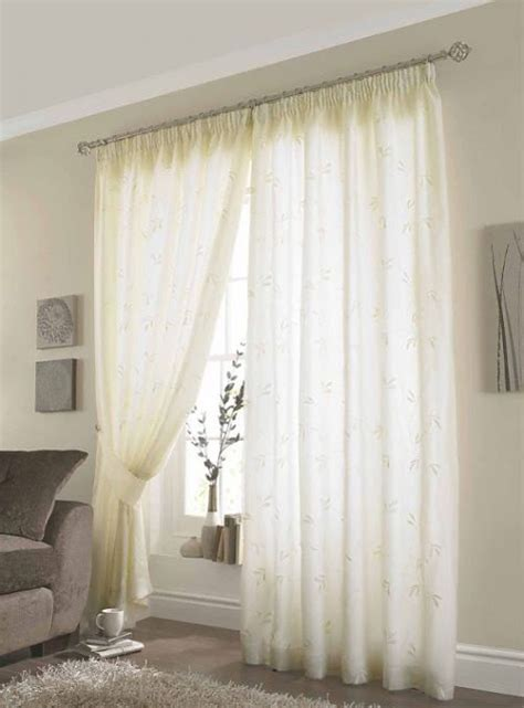 airy curtains new modern voile curtains design ideas 2014
