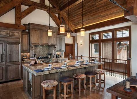 incredible rustic kitchen ideas