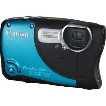 canon rugged canon powershot d20 all weather rugged compact digital shockproof waterproof