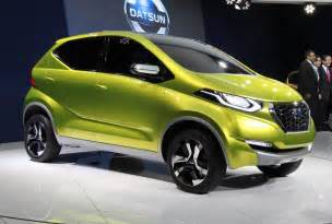 nissan new car go nissan to launch new affordable datsun in india would be