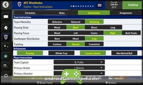 free android apk data football manager mobile 2016 apk obb data free