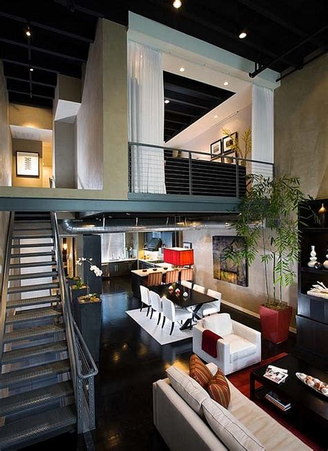 home design loft style inspirational mezzanine floor designs to elevate your