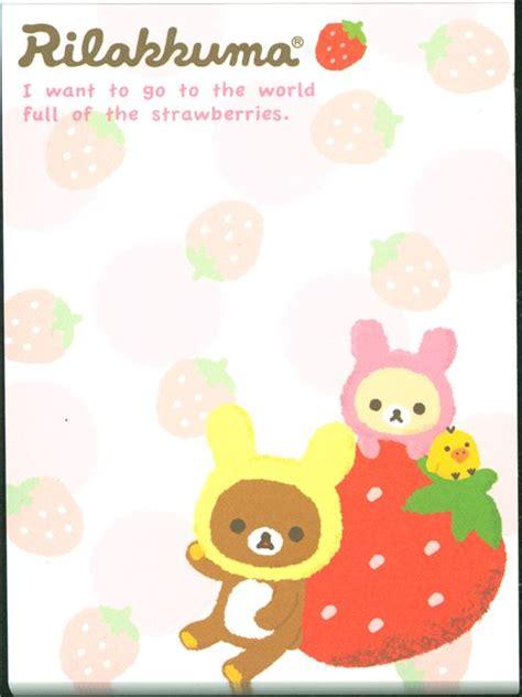 Memopad Nota Mini Nota Burger rilakkuma bunny mini memo pad strawberry by san x blocs de notas papeler 237 a tienda