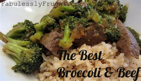 America S Test Kitchen Beef Stir Fry by My Favorite Broccoli Beef Stir Fry Recipes Fabulessly