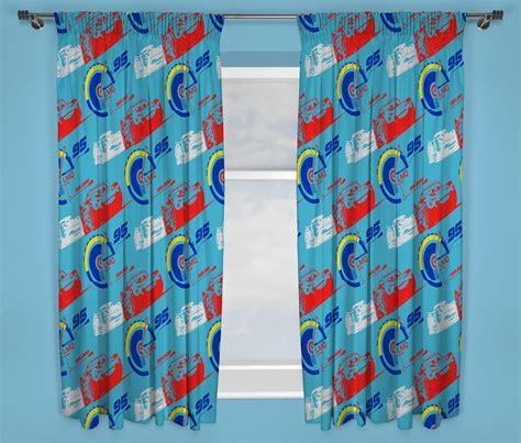 disney cars bedroom curtains disney cars 3 movie quot lightning quot curtains kids boys blue