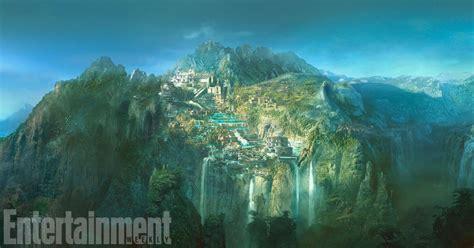 film location fantasy island wonder woman go inside the film s stunning visual world