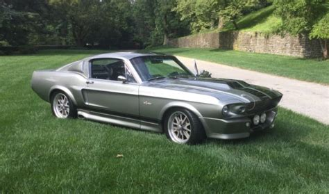 1967 shelby gt500 quot eleanor quot for sale ford mustang 1967