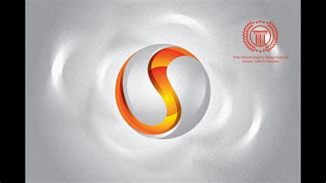 create  sphere metallic logo design  adobe