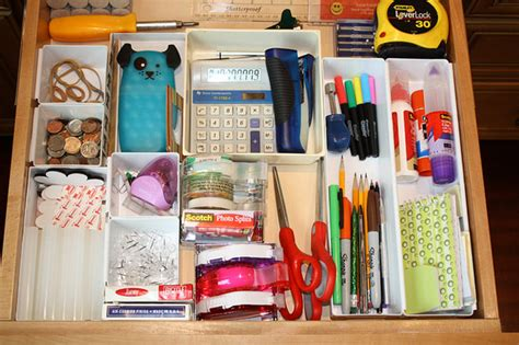 How To Organize Junk Drawer organize your junk drawer decorating your small space