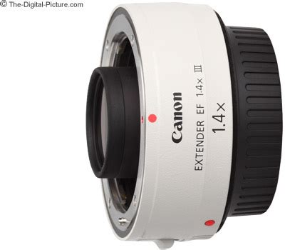 canon ef 1.4x iii extender review