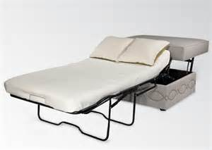 Ottoman That Turns Into A Bed Sabbe Interior Design The Let S Sleep On It