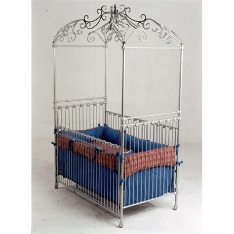 Princess Canopy Crib by Corsican Cribs