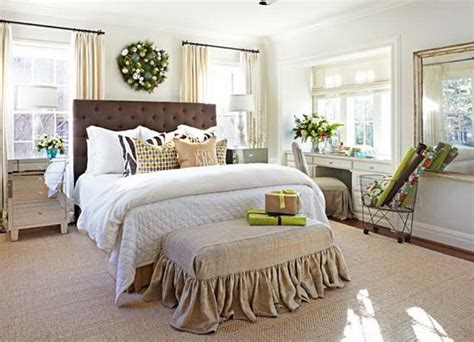 traditional home bedrooms elegant interior theme christmas bedroom decorating ideas