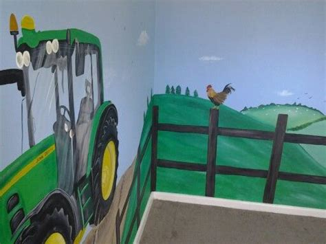 John Deere Wall Murals 9 best john deere tractor wall mural images on pinterest