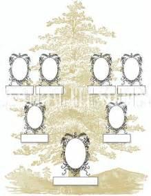 Family Tree Scrapbook Templates by Family Tree Template Digital Family Tree Scrapbooking