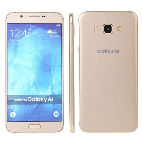 Matte Samsung Galaxy A8 A800 high quality color screen non working dummy display model for samsung galaxy a8 a800