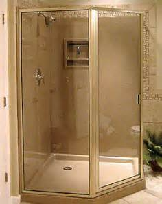 1000 ideas about corner shower kits on shower