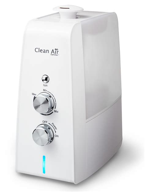 humidifier the cleaner home humidifier with ionizer ca 602 new air purifiers air