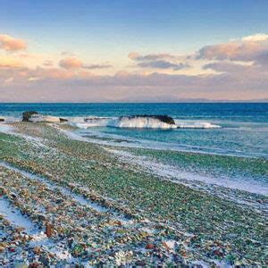russian glass beach what is sea glass what is beach glass