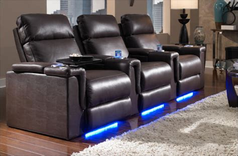 recliner theatre chairs home theater furniture 187 design and ideas