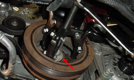 ford lightning crank pulley removal