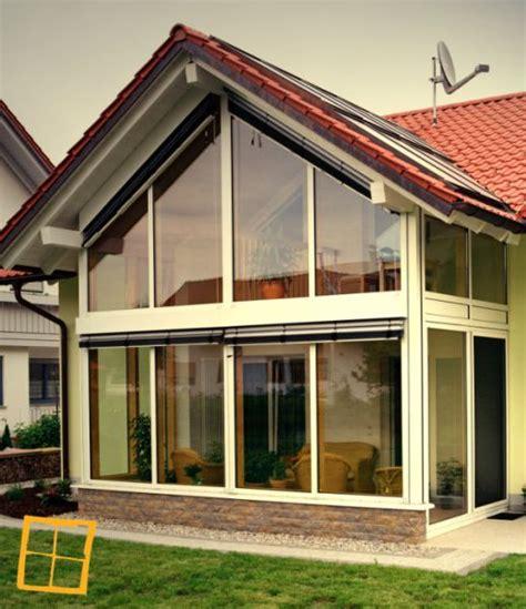 Fenster Mit Alu Verkleiden by Wintergarten Aus Holz Mit Alu Verkleiden Bvrao