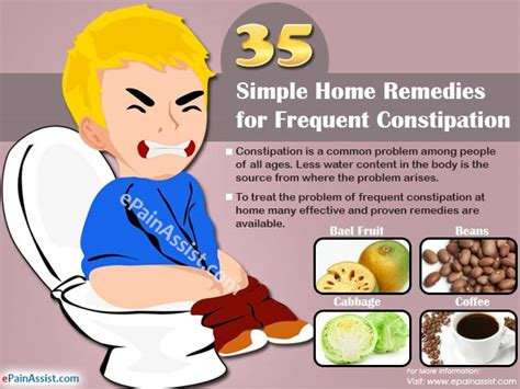 35 simple home remedies for frequent constipation tips