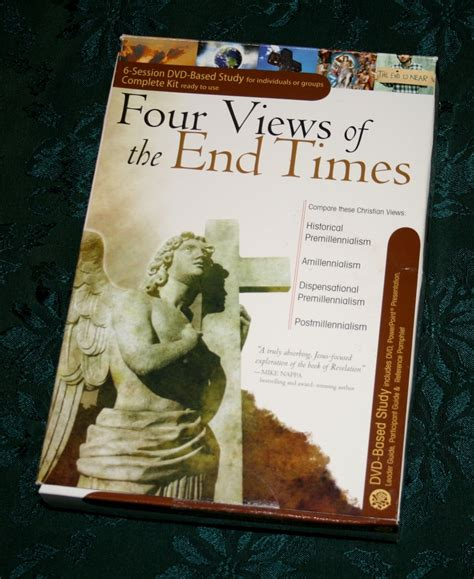 authorized the use and misuse of the king bible books four views on the end times complete kit from