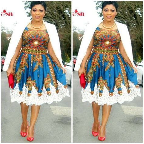 nigeria leatest pleat hairstyle 30 ankara plus size pleated dresses for women on the big