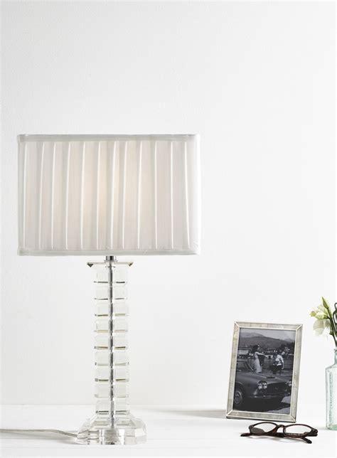 glass bedside l shades pair of tall modern glass light bedside l lights