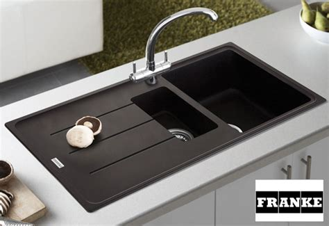 Franke Sinks Franke Kitchen Sinks Kent East Sussex David Haugh