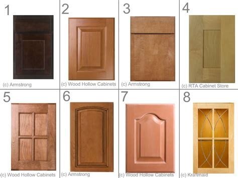 kitchen cabinet door design 10 kitchen cabinet door styles for your kitchen