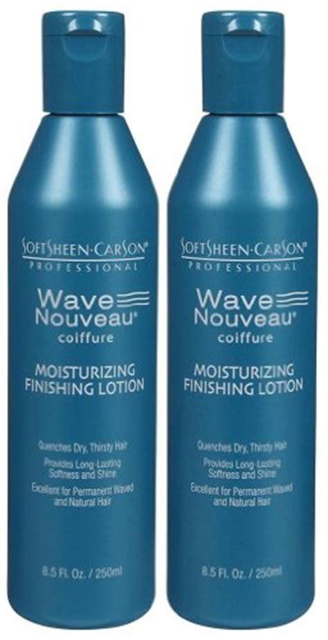 how to maintain a wave nouveau wave nouveau coiffure moisturizing lotion 8 5 oz 2 pk
