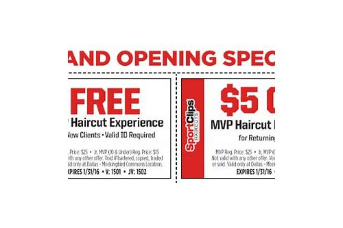 sports clips coupons lakeville mn