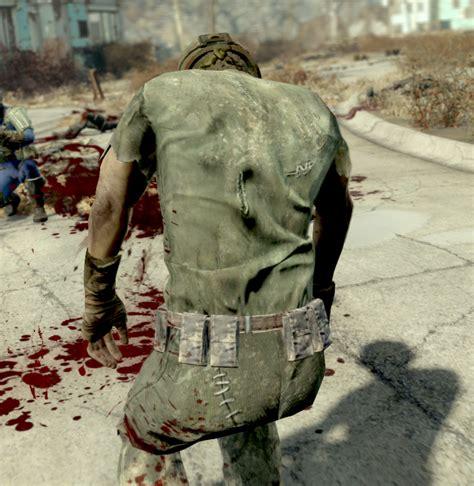 fallout 4 ragdoll realistic ragdoll fallout4 mod
