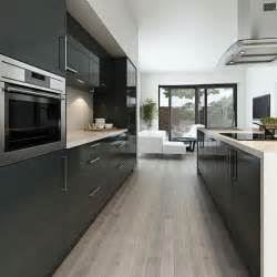 Modern Grey Kitchen Cabinets 25 Best Ideas About Modern Grey Kitchen On Pinterest