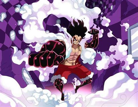Komik Luffy one luffy snakeman one piece