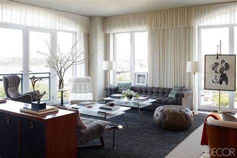 york deco interior design decor jimmie johnson s manhattan apartment