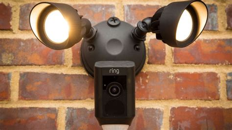 outdoor flood light with camera ring floodlight cam keeps watch when you can t cnet