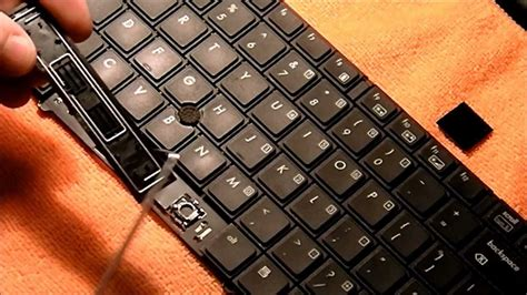 keyboard keys tutorial tutorial how to remove and replace keys on an hp